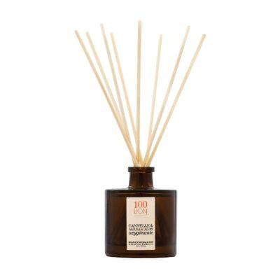 100BON - Diffuseur Parfumé - Cannelle et Aiguille de Pin