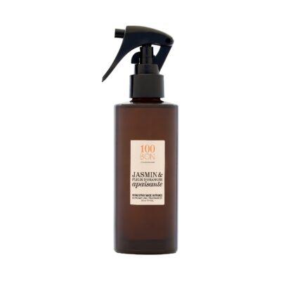 100BON - Spray d'ambiane - Jasmin et Fleur d'Orange