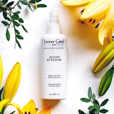 Leonor Greyl Algues et Fleurs Spray Coiffant Réveil Boucles