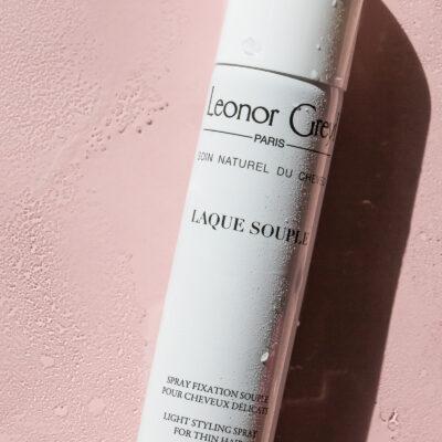 Leonor Greyl Laque Souple Spray Fixation Souple Pour Cheveux Délicats