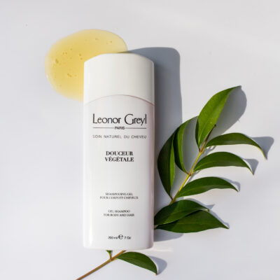 Leonor Greyl Douceur Végétale avec feuilles et texture