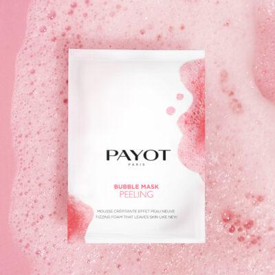Payot Gamme Les Démaquillantes - Bubble Mask Peeling avec Mousse Rose