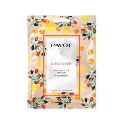 Payot Morning Mask Hangover Masque Tissu Détox Eclat