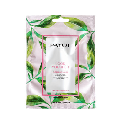 Payot Morning Mask Look Younger Masque Tissu Lissant