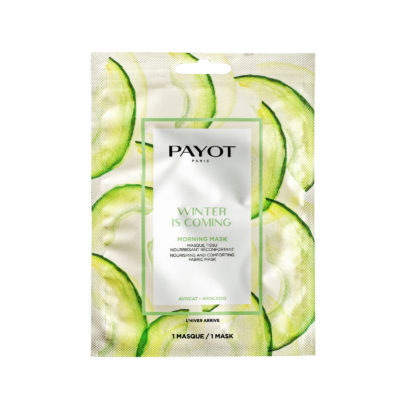 Payot Morning Mask Winter Is Coming Masque Tissu Nourrissant