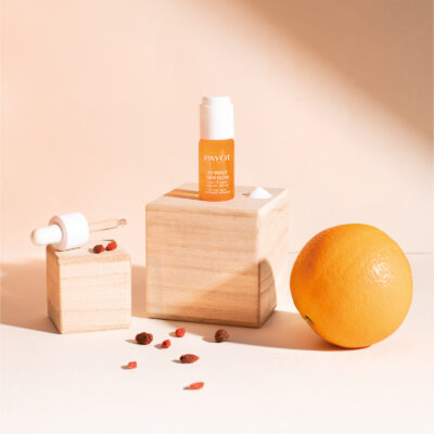 Payot - My Payot New Glow avec orange et baies