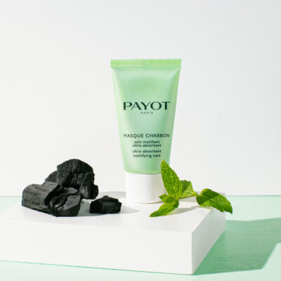 Payot Gamme Pâte Grise - Masque Charbon Soin Matifiant avec charbon et menthe