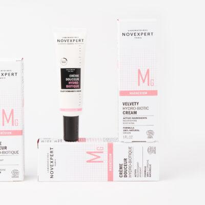 Novexpert Magnésium Crème Douceur Hydro-Biotique Artistique