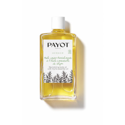 Payot Gamme Herbier Huile Corps Revitalisante