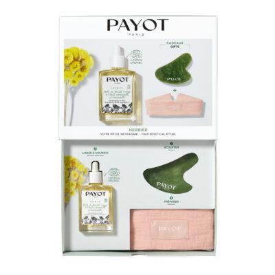 Payot Gamme Herbier Launch Box avec Huile de Beauté Visage