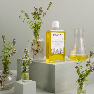 Payot Gamme Herbier Huile Corps Revitalisante avec Thym